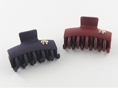Заколка для волос краб