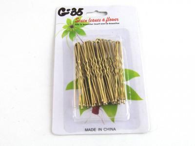 Заколка для волос шпилька (золото)