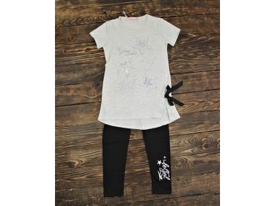 Комплект лосины+футболка