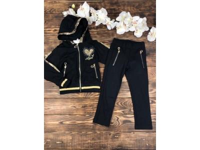 Спортивный костюм для девочки,штаны и кофта
