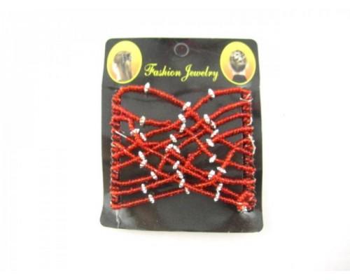Заколка для волос монтера - гребешок (12 штук в упаковке)