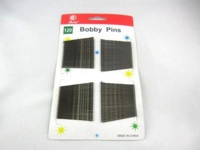 Заколка для волос невидимка (планшет - 120 ) (12 штук в упаковке)