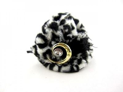 Обруч для волос с украшением (12 штук в упаковке)