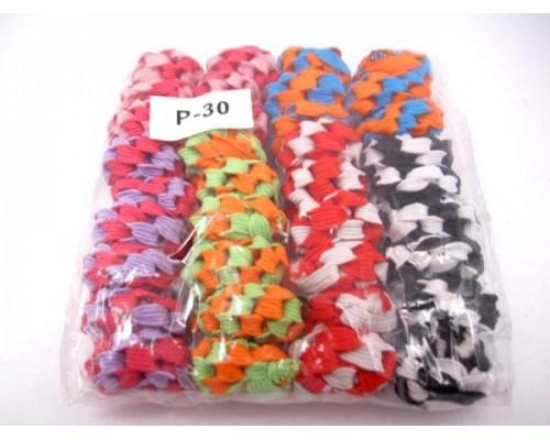 Резинка для волос Такси малая (36 штук в упаковке)
