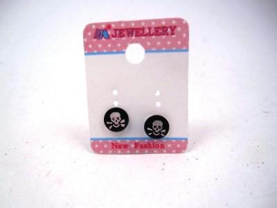 Серьги - магниты (24 штуки в упаковке)