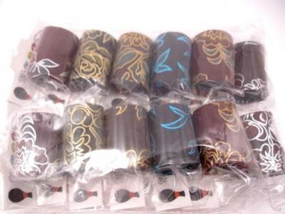 Твистер - рулетка для волос (12 штук в упаковке)