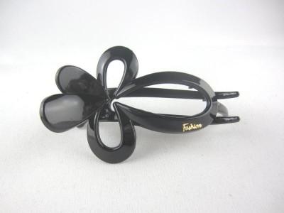 Заколка - краб для волос боковой (12 штук в упаковке)