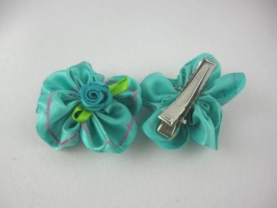 Заколка для волос уточка малая (12 штук в упаковке)